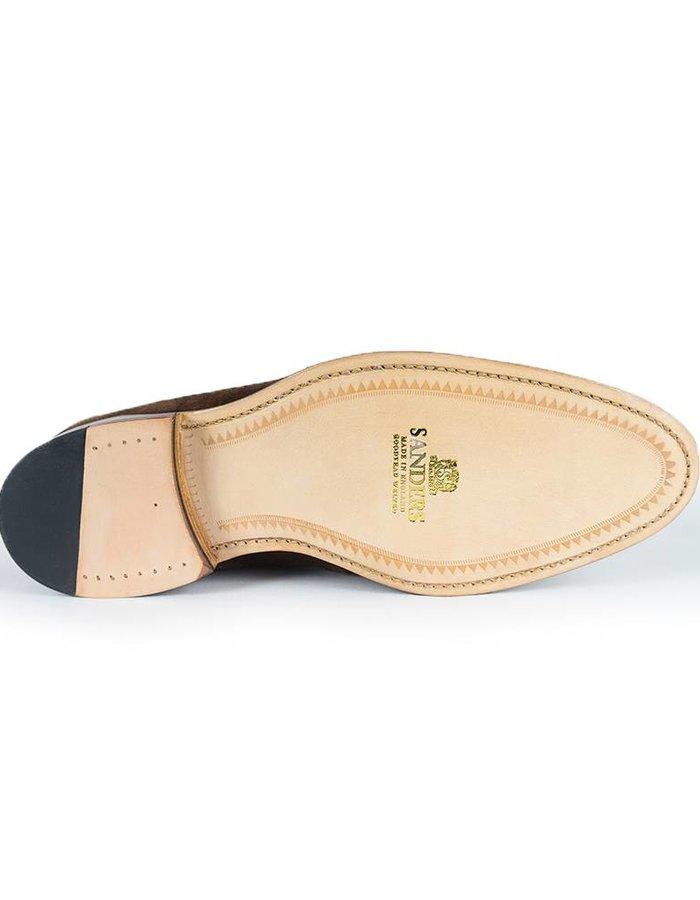 Seize sur Vingt Tokyo Gibson Shoe in Brown