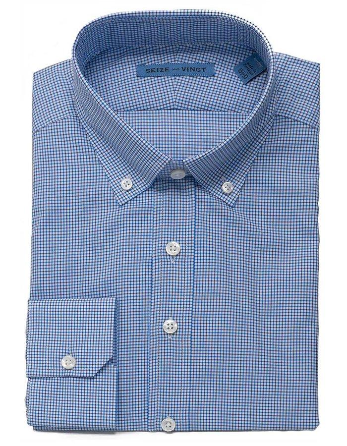 Seize sur Vingt Plum Island Custom Shirt