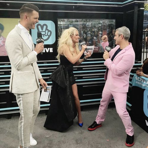 BravoTV: Erika Jayne Got Revenge on Andy Cohen at the 2018 Billboard Music Awards