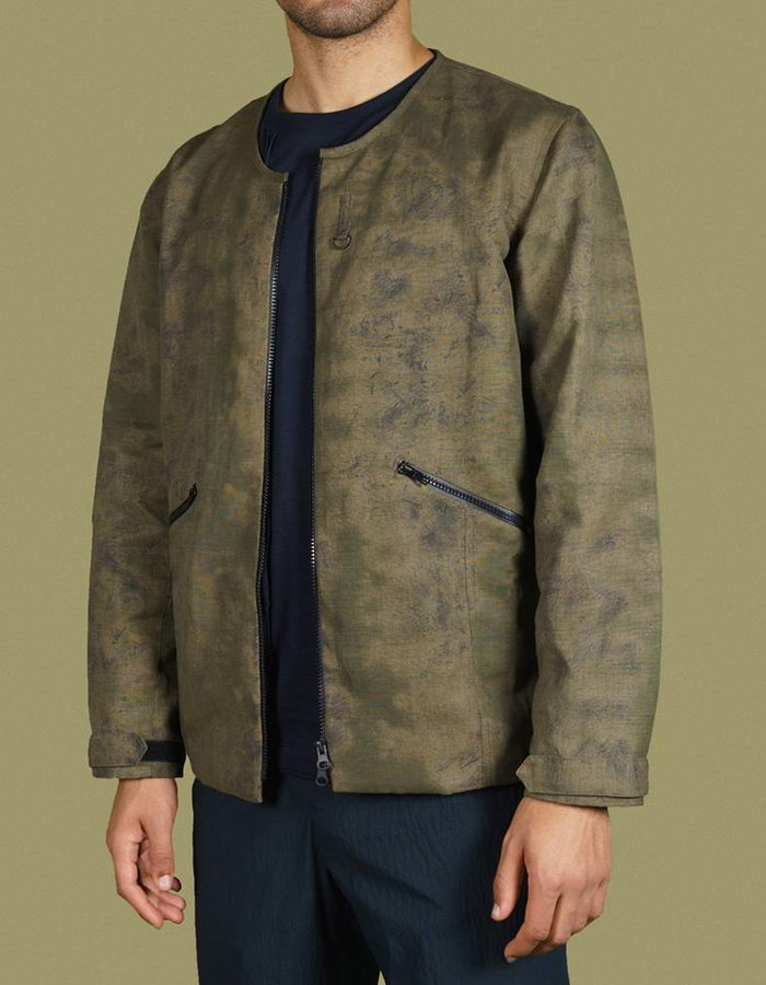 United Boroughs Ryu Jacket muddy camo