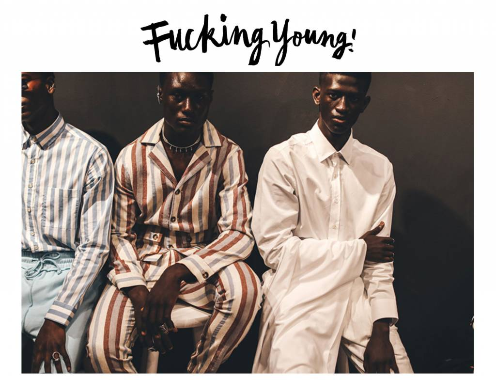 Head of State+ SS19 - Fucking Young Re-cap