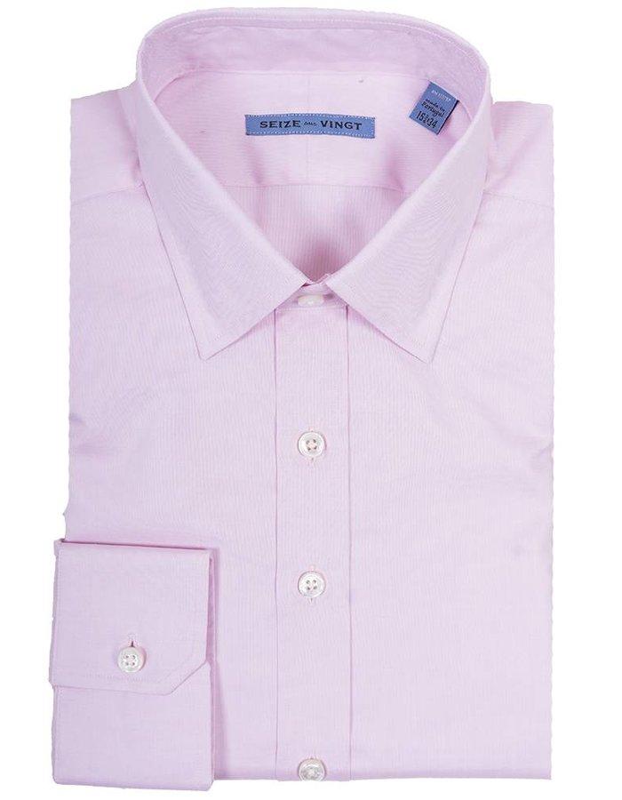 Seize sur Vingt Pin Cherry Shirt