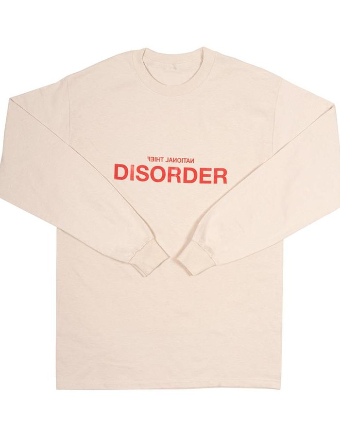 HEAD OF STATE+ HOS Disorder Long Sleeve