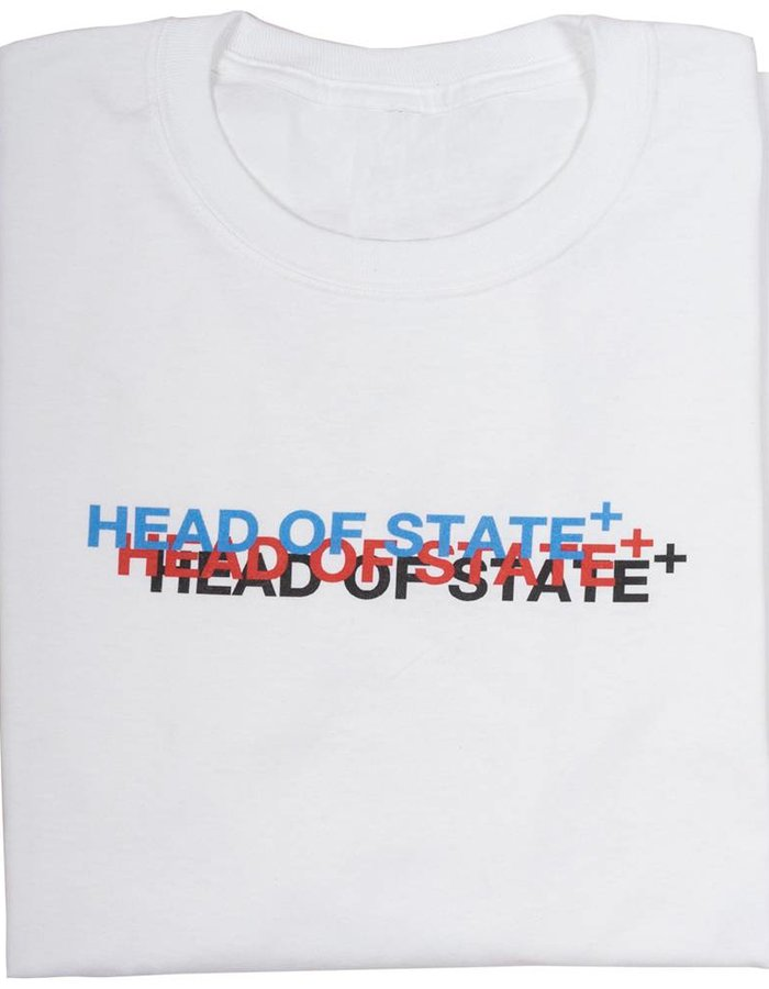 HEAD OF STATE+ Triple Logo Long Sleeve