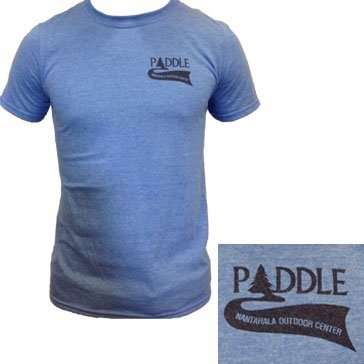 Paddle Faster Tee Garnet L