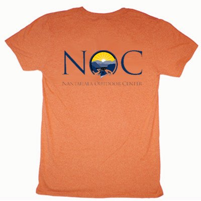 NOC Logo Soft Tee XXL (Men's)