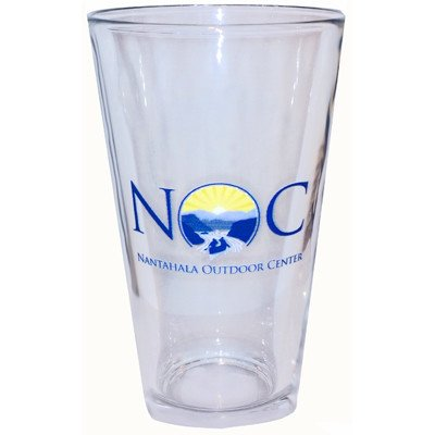 NOC Logo Pint Glass