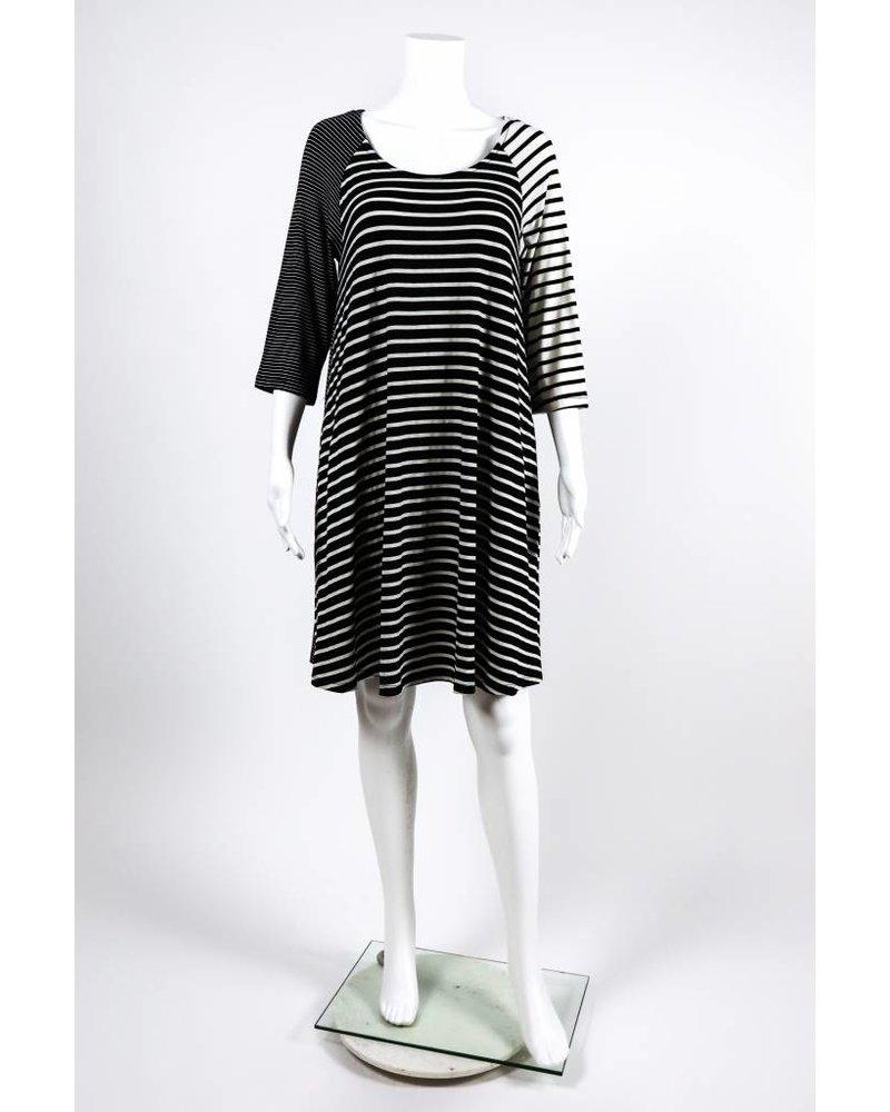Alembika Striped Tunic