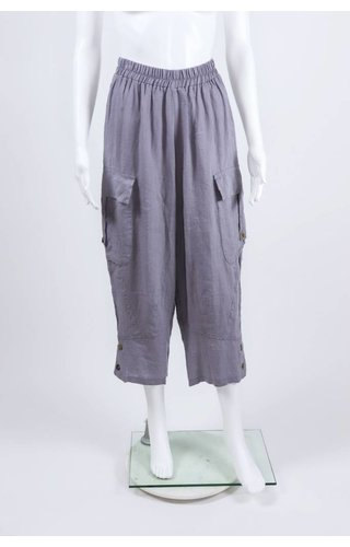 Luukaa Woven Trouser With Pockets