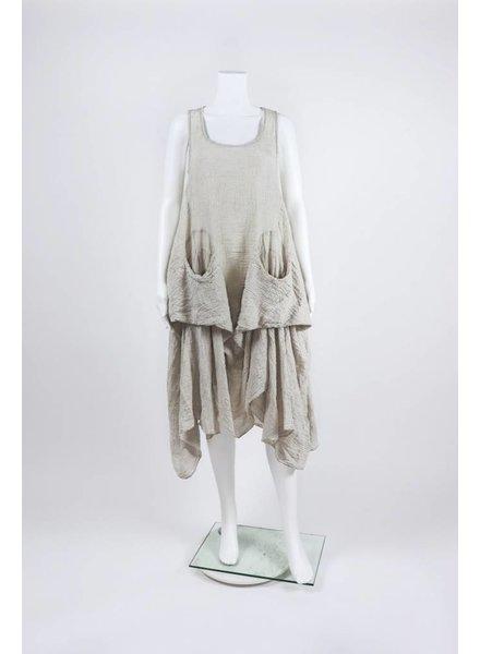 Luukaa Woven Sleeveless Dress