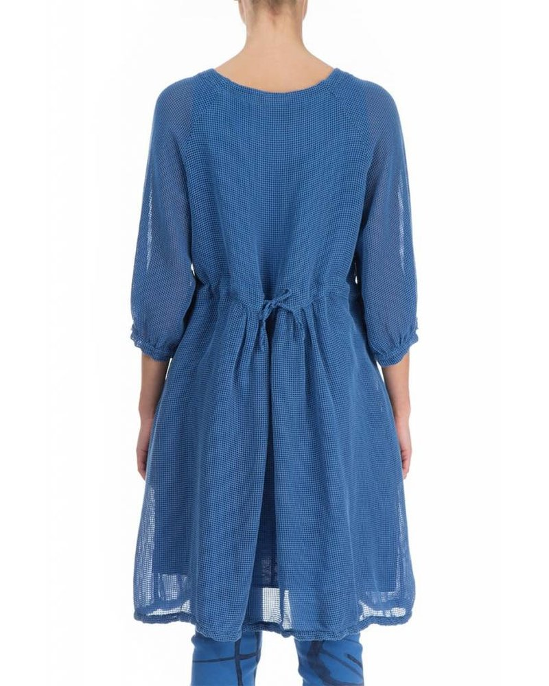 Grizas Basket Weave Dress With Pockets