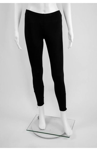 Comfy USA Long Zipper Legging