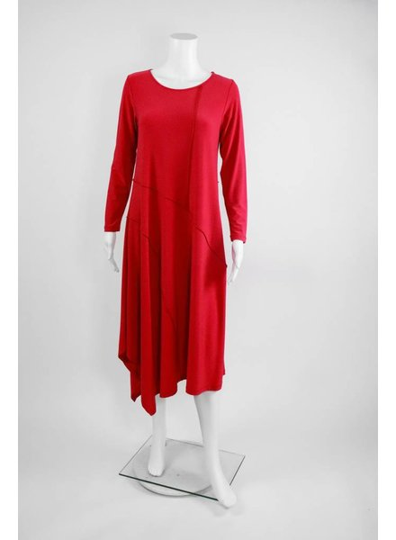 Comfy USA Sun Kim Solid Dress
