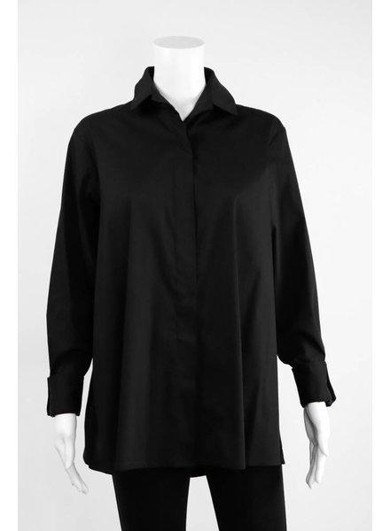 Comfy USA Back Zipper Naomi Shirt