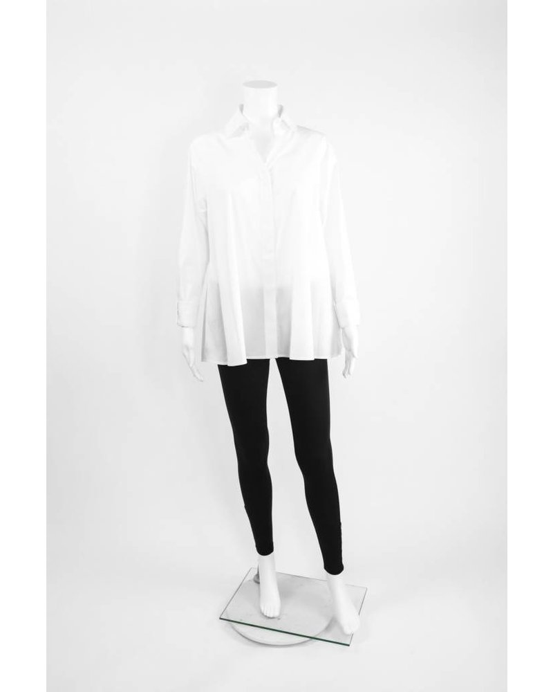 Comfy USA Back Zipper Naomi Shirt