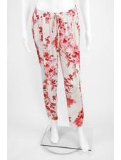 Lauren Vidal Two Tone Silk Pant