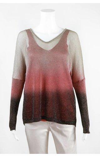 Lauren Vidal Ombre Sweater