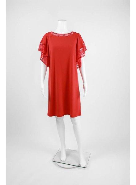 Lauren Vidal Silk Dress
