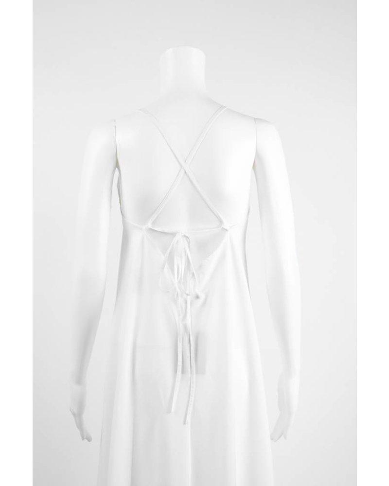 Lauren Vidal Embroidery Dress