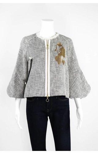 Lauren Vidal Short Jacket