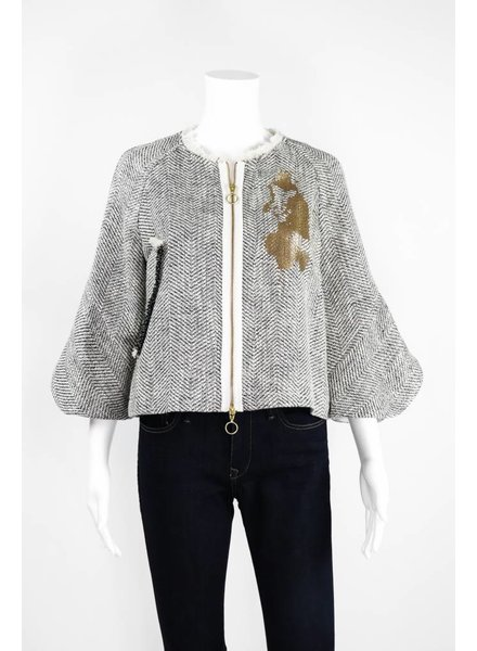 Lauren Vidal Short Jacket