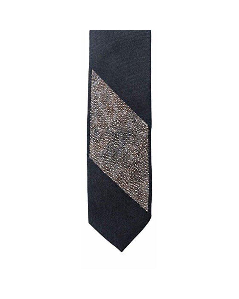 Brackish Feathered Tie