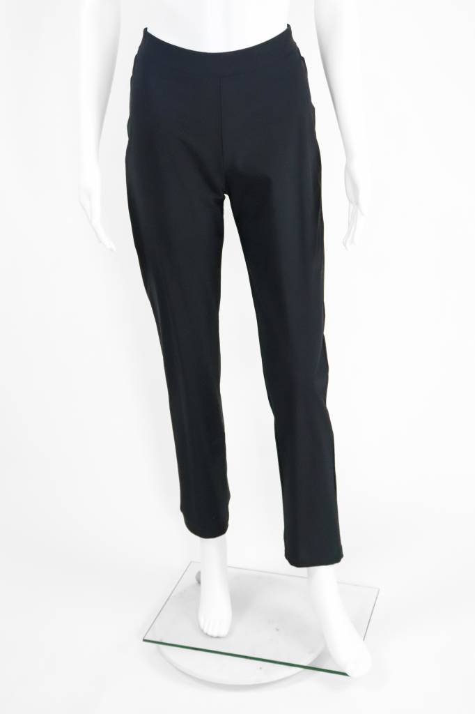 comfy usa jason flat front elastic back pant