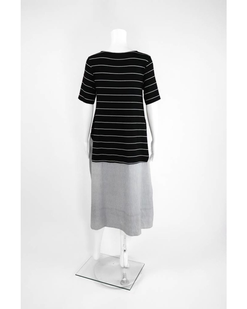 Alembika Multi Stripe Dress