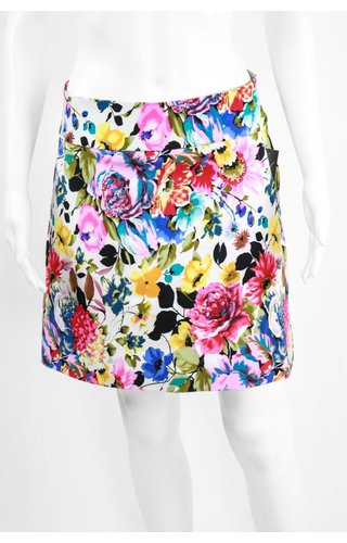 UP! Dolce Floral Skort