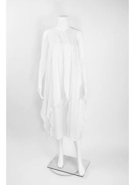 Bitte Kai Rand Sleeveless Vertical Ruffle Dress