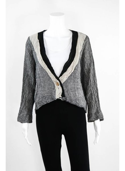 Luukaa 2 Button Dolman Sleeve Jacket
