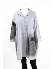 Luukaa Collared Tunic Shirt