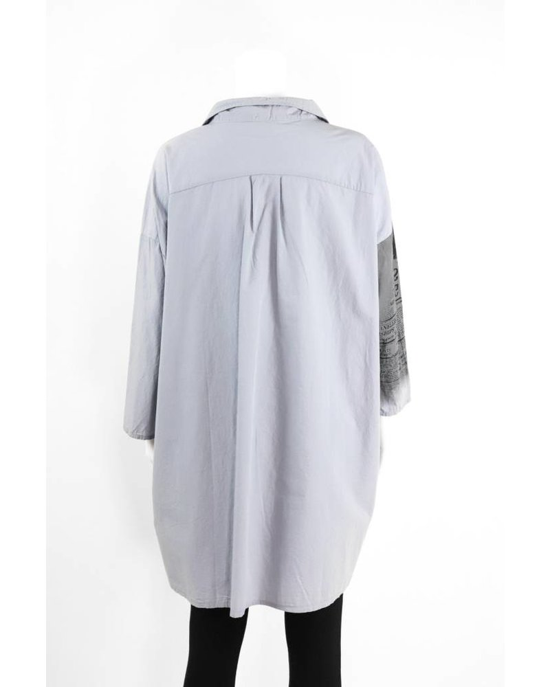 Luukaa Collared Tunic Shirt