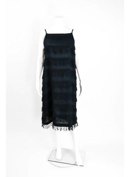 Bitte Kai Rand Fringed Linen Dress