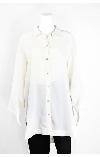 Bitte Kai Rand Large Cuff Ember Viscose Shirt