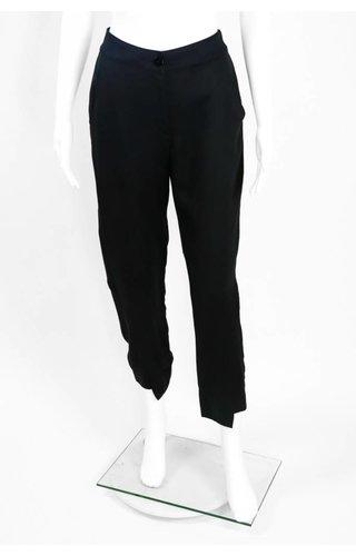 Stella Carakasi Elastic Back Linen Cuff Pant