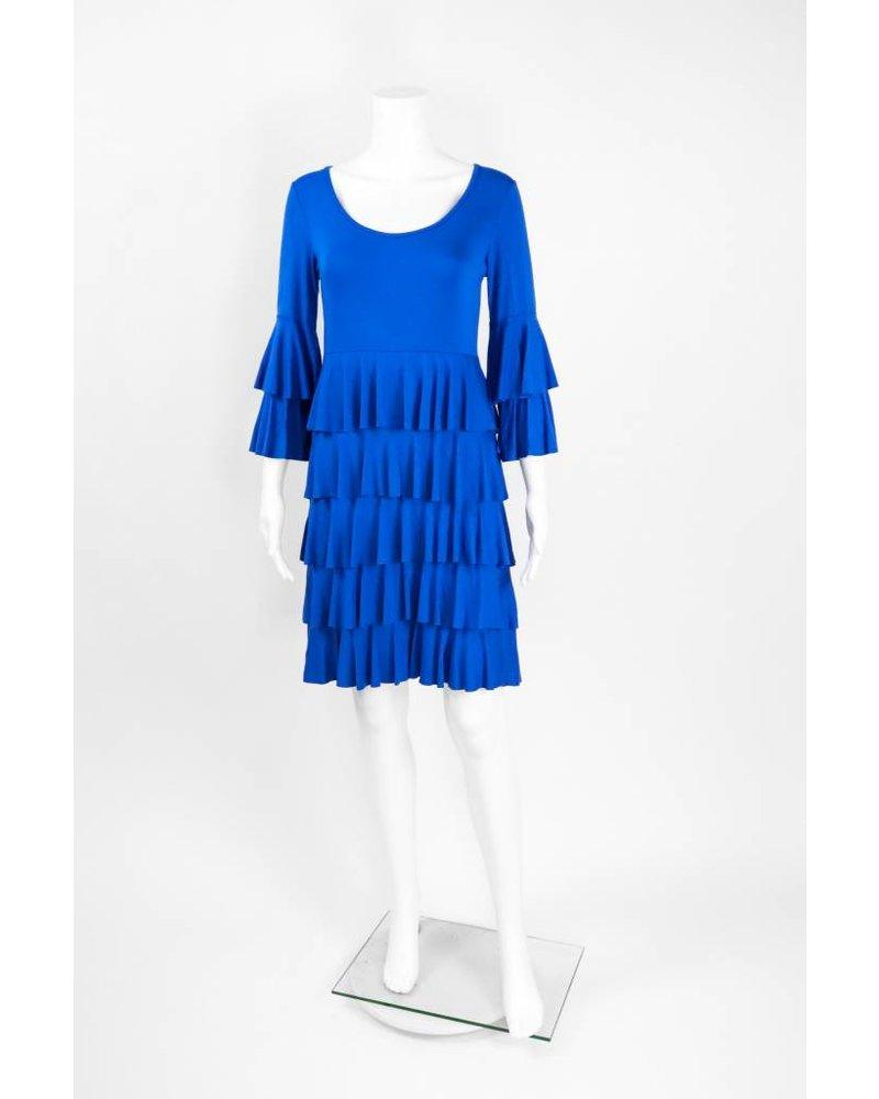 Isle Apparel Coastline Ruffle Dress