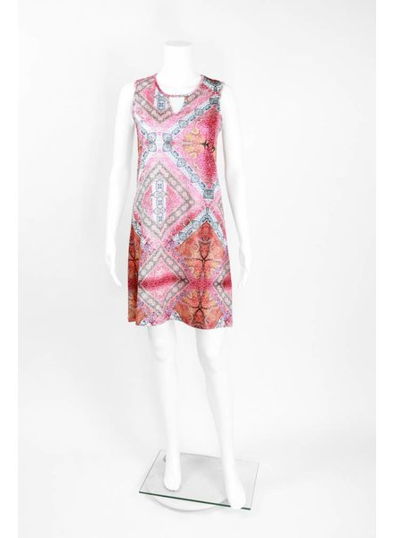 Isle Apparel Inca Print Dress