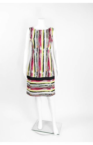 Isle Apparel Fusion Vertical Stripe Dress
