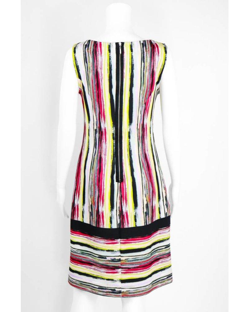 Isle Apparel Fusion Vertical Stripe Dress