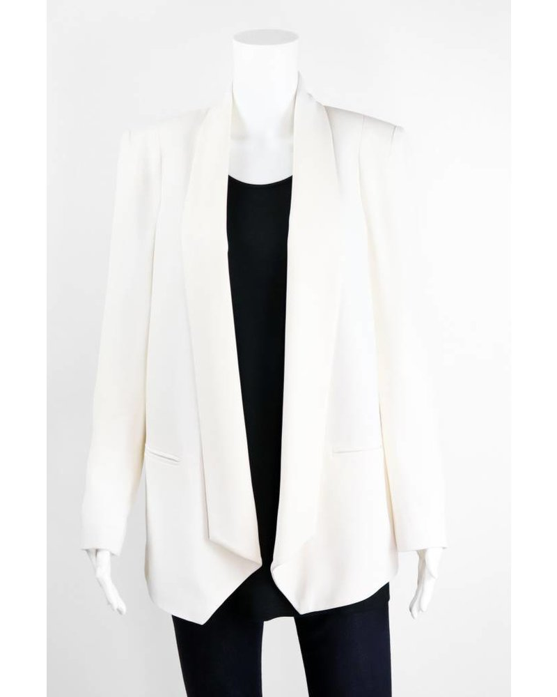 Rebecca Minkoff Long Sleeve Long Becky Jacket