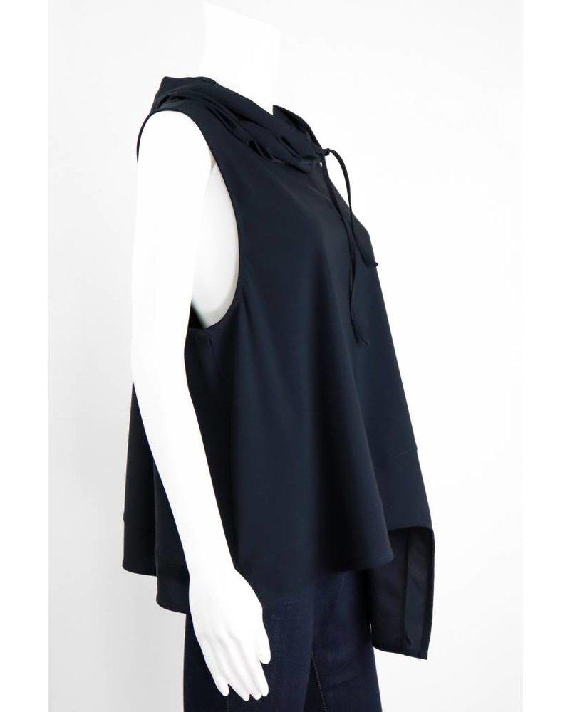 Alembika Cowl Neck Vest