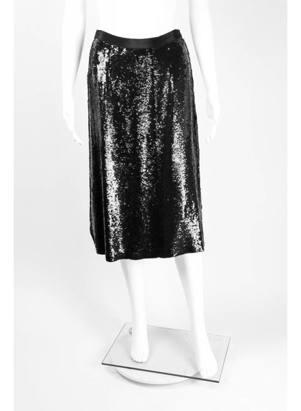 Tracy Reese Sequined Skirt