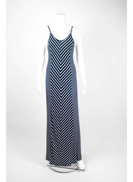 Hem & Thread Multi Striped Dress