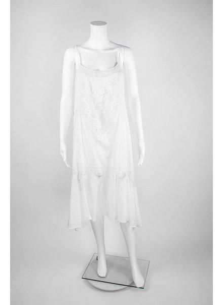 Tracy Reese Plenty Lace Insent Midi Dress
