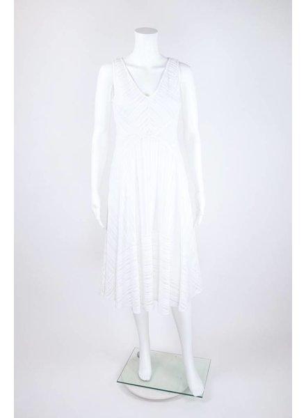 Tracy Reese Spliced Frock Dress