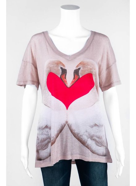 Wildfox Swan Love Top