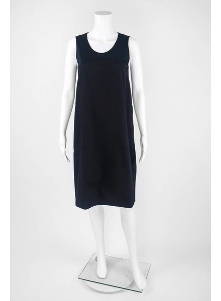 European Culture Sleeveless Basic Dress