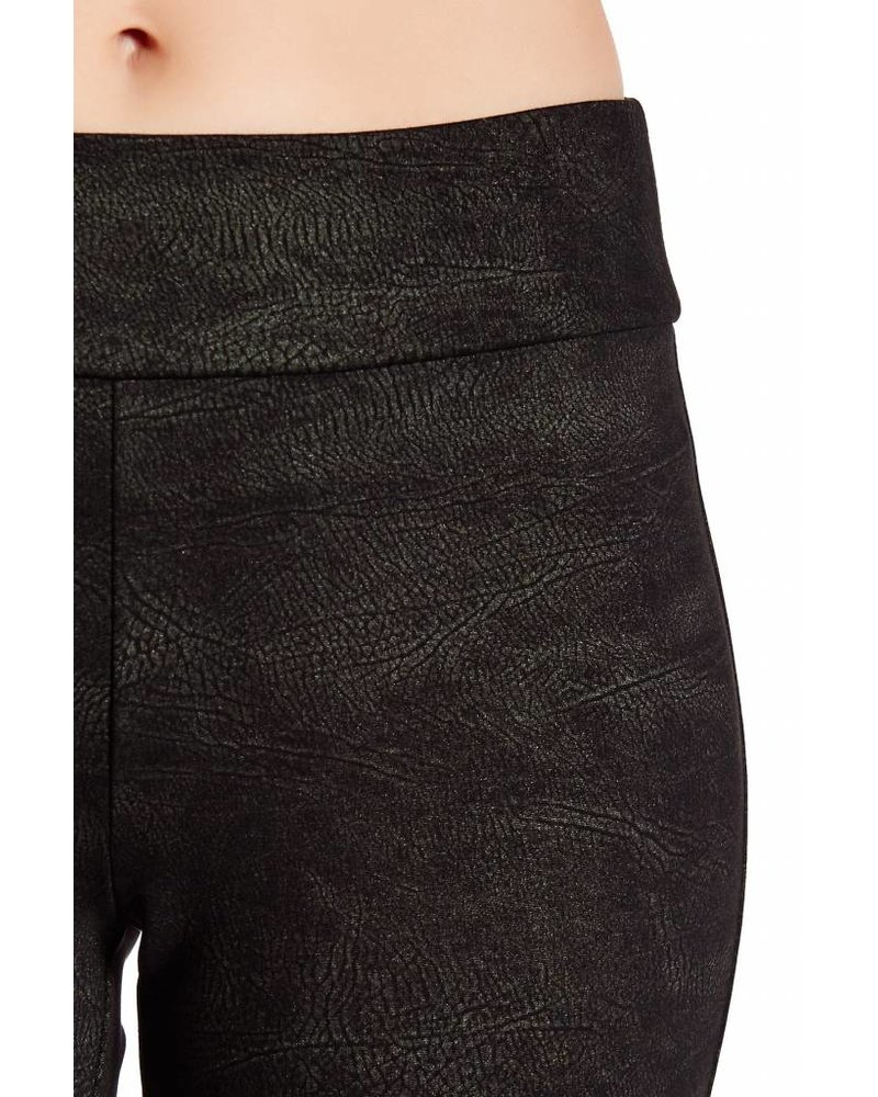 Insight Distressed Bark Scuba Straight Leg Pant