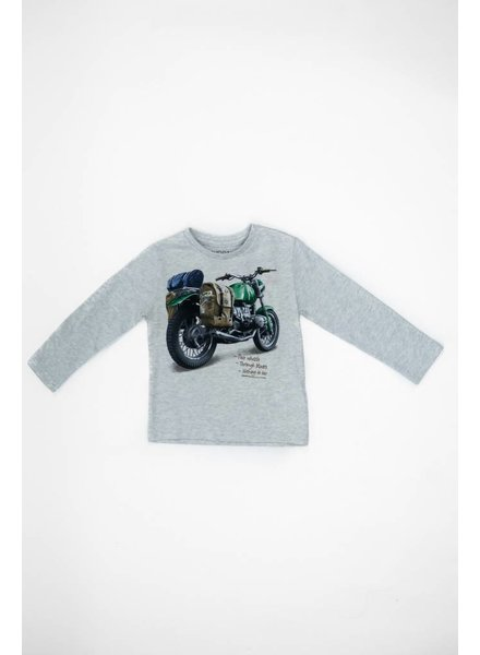 Mayoral Long Sleeve Motorcycle T-Shirt